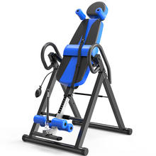 2020 Indoor Exercise Equipment Adjustable Height Foldable Inversion Therapy Table ST6665