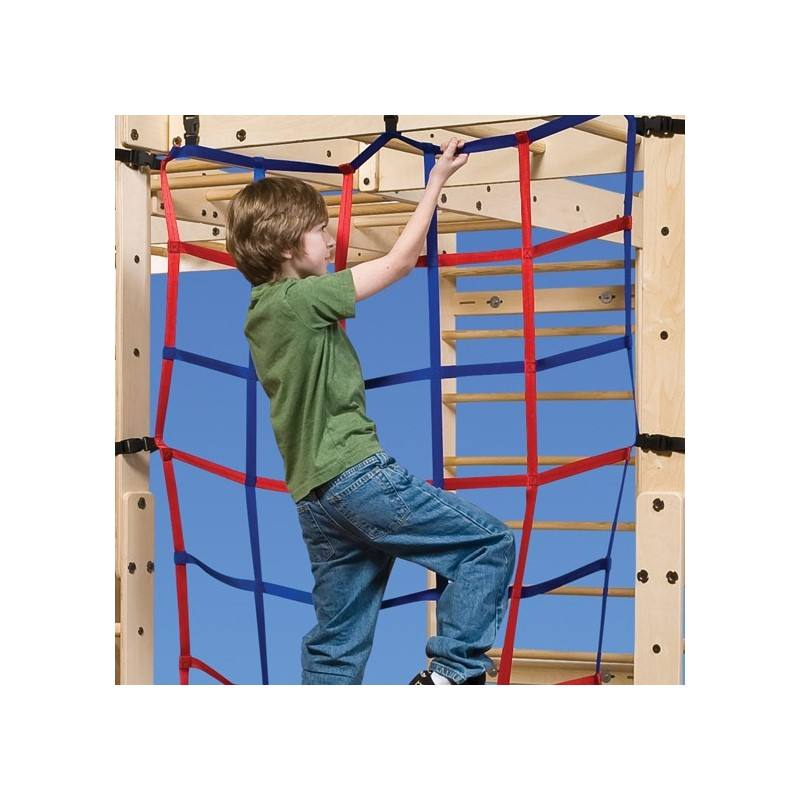Customized [ Uv Outdoor Playground ] Climbing Net Playground Factory Price UV Resistant Customized Nylon Children Outdoor Playground Net Outdoor Climbing Nets