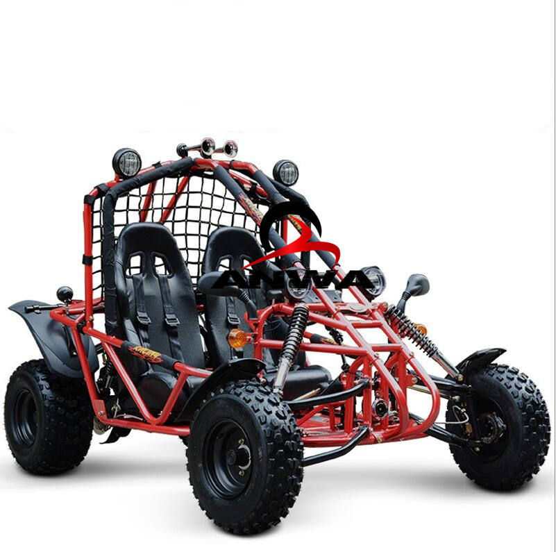 Hot selling CE certificate electric competitive prices 150cc go kart buggy