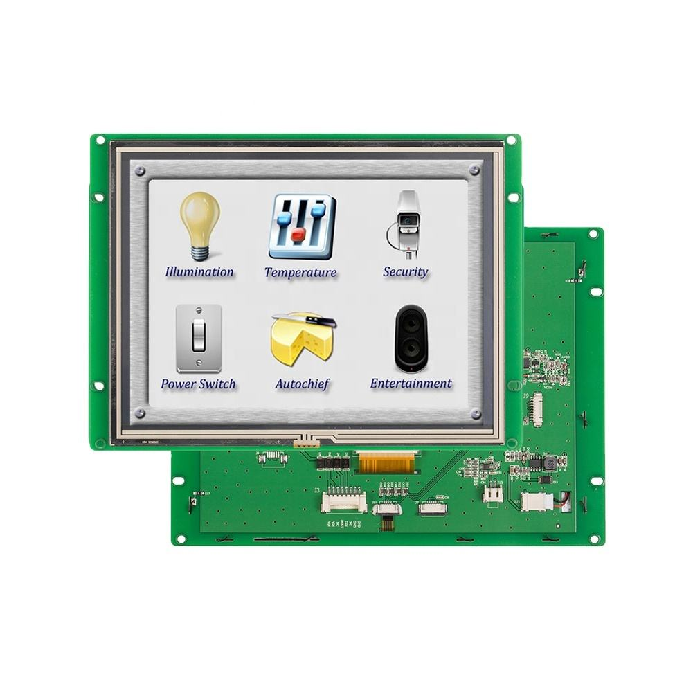 "8"" Inch 800*600 Pixels Capacitive TFT LCD Touch Module for Car"