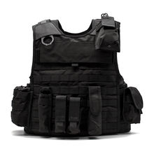 outdoor military asap tactical ballistic bullet proof body armor vest