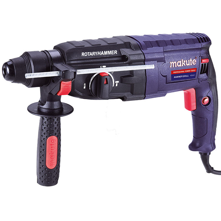 Makute power tools HD001 26mm 800W Jack rotary hammer drill