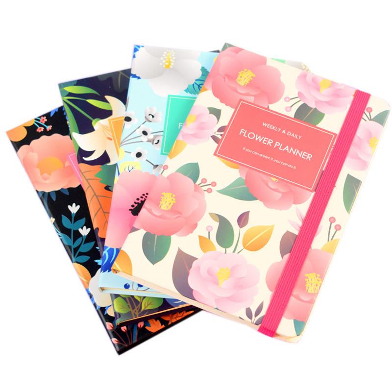 China manufacturer soft cover diary note 2020 fashion paper Fancy travel journal book