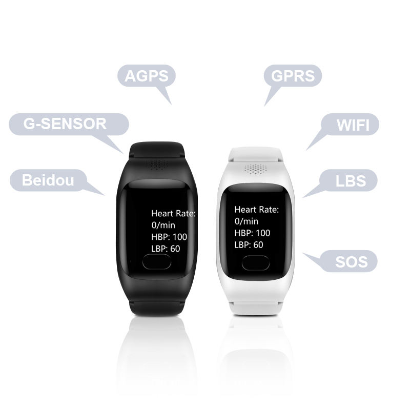 New Design Wholesale 4G calling smart watch for old people H10 watch monitor heart rate and blood pressure with SOS button