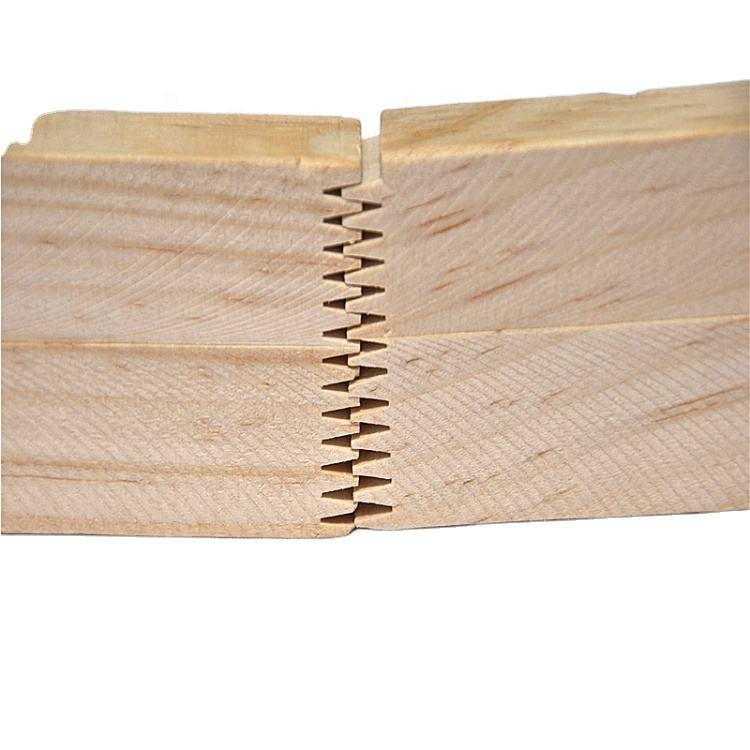 18mm Rubberwood Finger Joint Board from China Plywood Factory WOOD Face RUBBER Decoration Origin Core Type Shandong Grade ISO