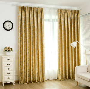 Europe style wholesale luxury home curtain and elegant textile curtain with new design turkey fashion dubai curtain fabric