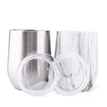 Wholesale Personalized Insulated Stainless Steel Double Walled Wine Tumbler