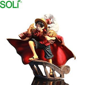 Terbaru Janpan Anime One Piece Figure Mini PVC Luffy Action Figure
