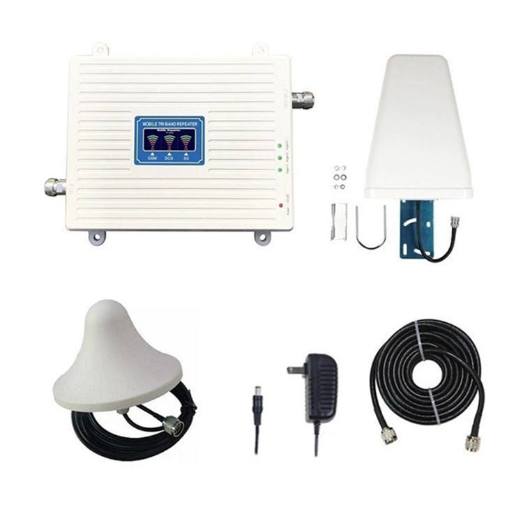 high coverage antenna gain indoor home mobile cellphone amplifiers 900mhz 4g signal booster tdd 1800 mhz catv signal