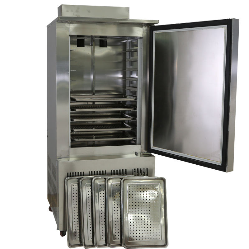 5/10/15/22 trays quick freezing equipment Ice cream gelato blast freezer manufacturer