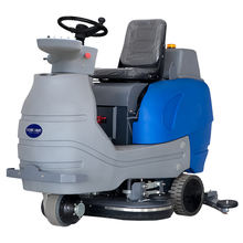 MN-V8 Electric Floor Scrubber Floor Cleaning Machine Price