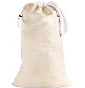 Canvas Large Cotton Laundry Bag