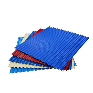 Corrugated Steel Plate Roofing Materials Galvanized Corrugated Sheets