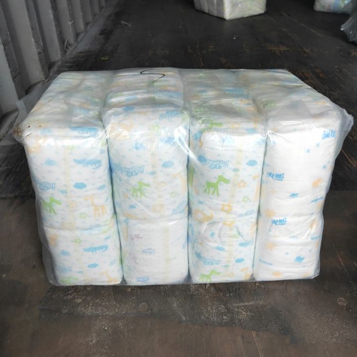 Wholesale Rejected Baby Diapers/Nappies Disposable For Haiti Market