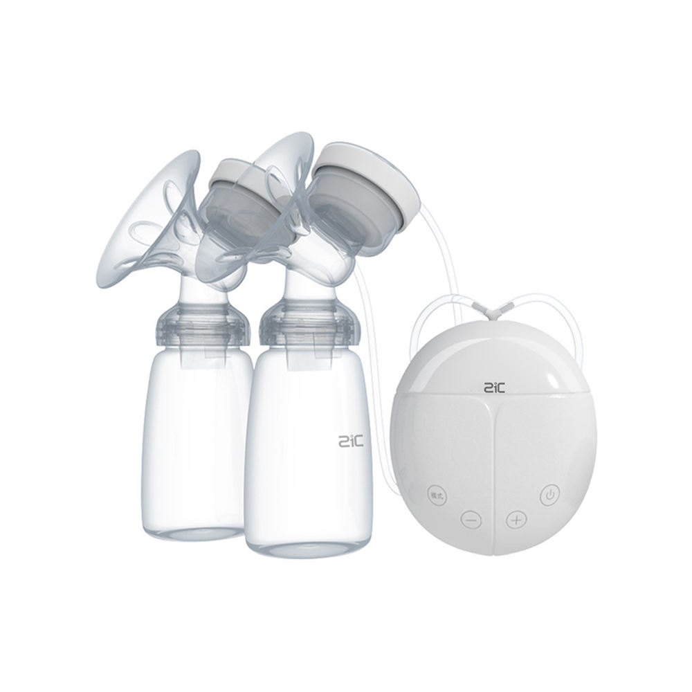 Double Electric Breast Pumps BPA Free Safe Manual Pump Powerful Breast Pumps Baby Breast Feeding Pump