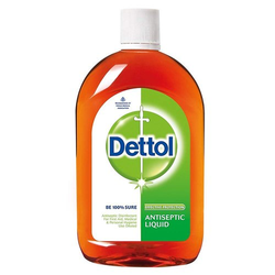 Dettol Antiseptic Liquid 550mlX 24 Origin India