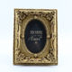 best price and high quality gold custom wall photo resin picture frames