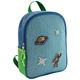 2020 new children's canvas backpack children's cute backpack customized
