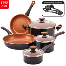 Cheap Insulated Induction Bottom Cooking Pot Kitchenware And Cookware Set