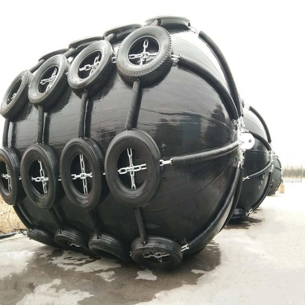 Yokohama ship pneumatic marine rubber fender