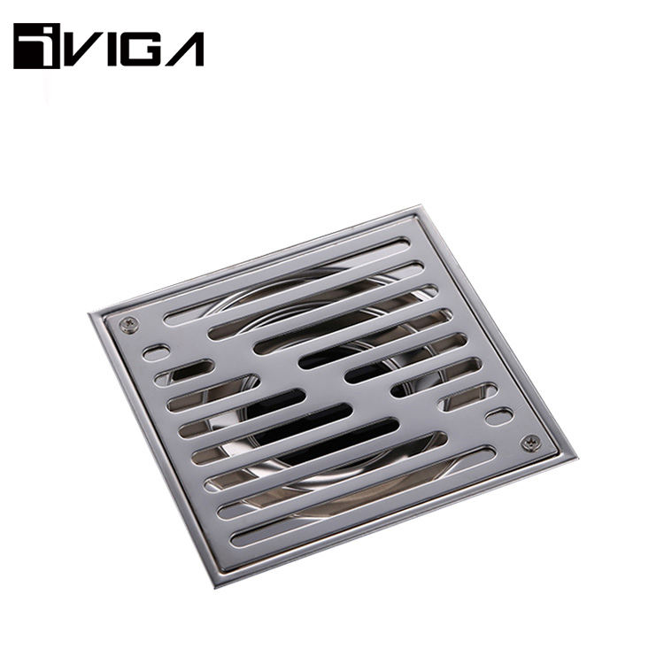 Best Quality Bathroom Accessories Floor Trap Drains Stainless Steel Floor Drain