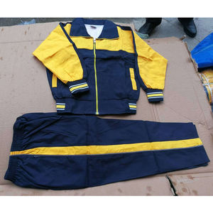 Factory Cheap Price Students School Garments Suits Uniform Stock