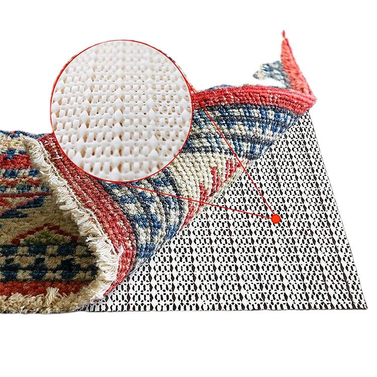 Extra thick keeps surface cushioning floors living bed carpet anti slip rug pad carpeted till area rugs pads carpet mat