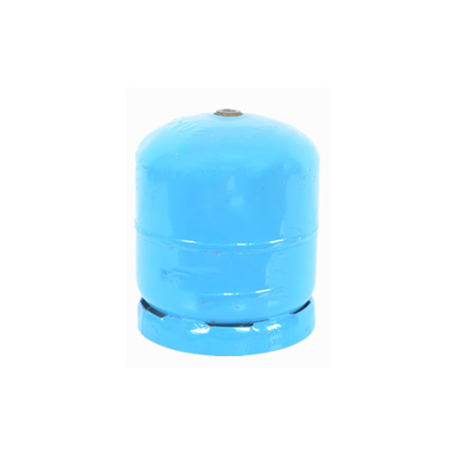 2kg small lpg gas tank/ lpg gas cylinder for cooking/camping