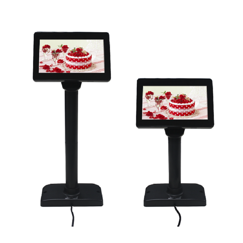 Pos sistema di accessori 7 Pollici Display A LED Dello Schermo