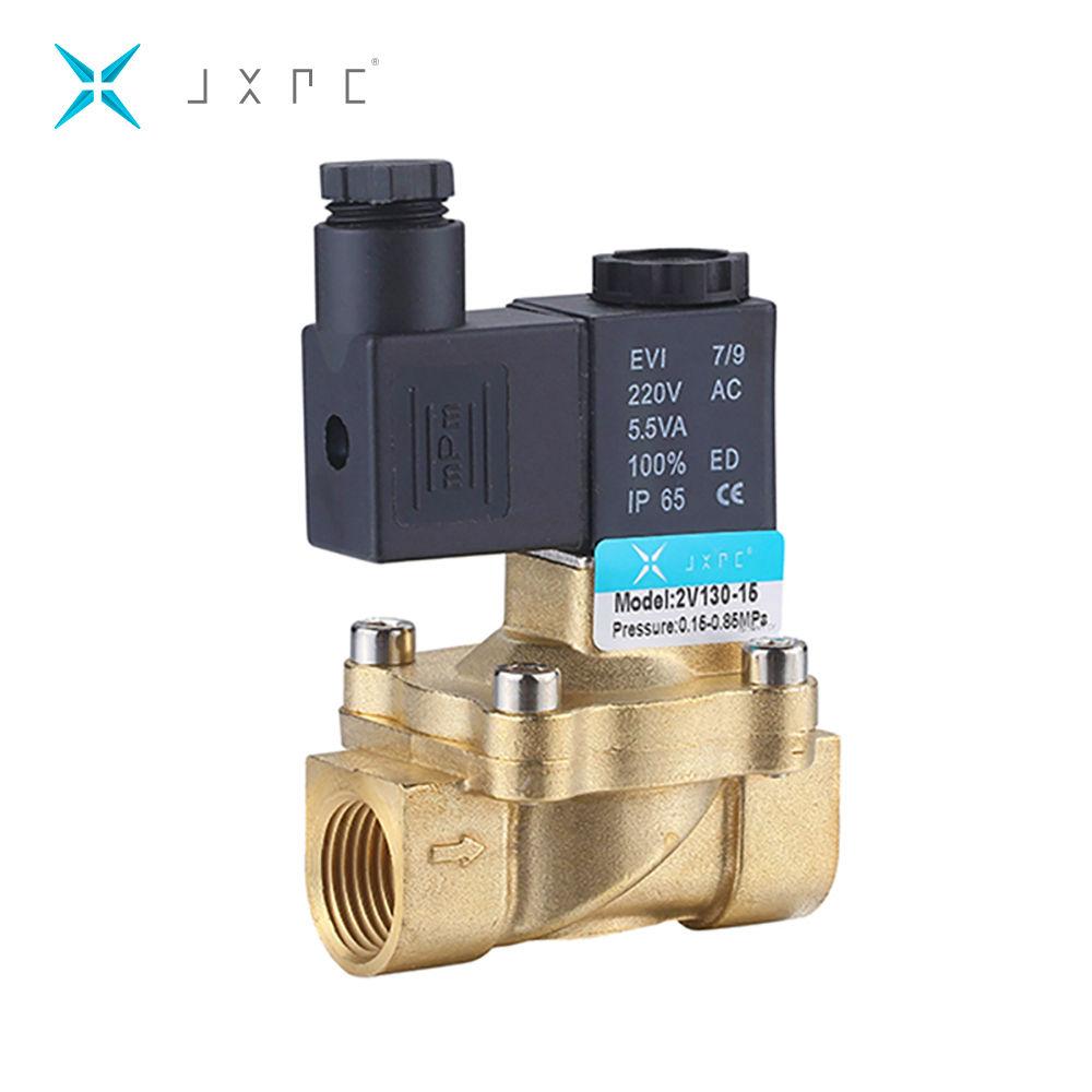 """SPU series SPU-01//02 N.C 2 way Stainless steel water solenoid valve G1//8/"""" G1//4/"""""""