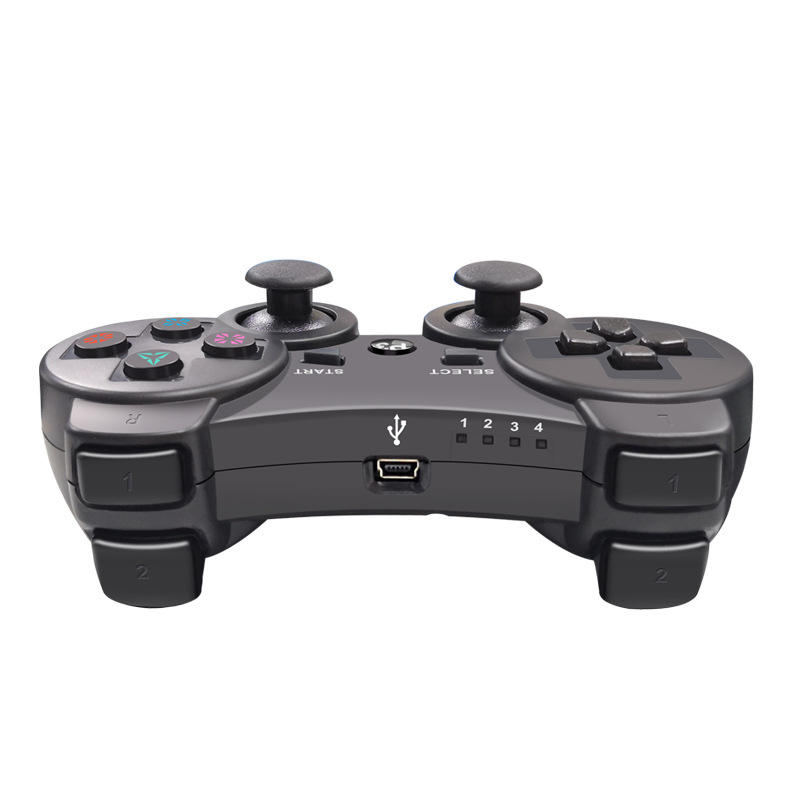 Hot Selling BT gamepad usb Joystick PS3 Gamepad Game Controller