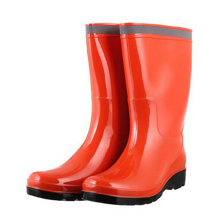 Cheap Price Custom Ladies Sexy Women Rubber Rain Boot