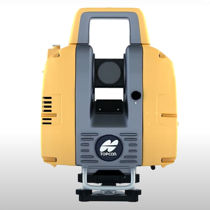 Topcon GLS-2000 high resolution 3D scanner for scanning tunnels, building