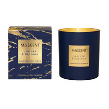Mescente wholesale luxury large custom private label lavender scented candles gift set