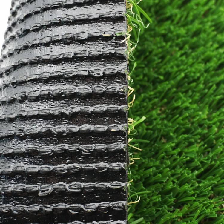 Sport Calcio/Rugby Sabbia di riempimento Erba Artificiale Tappeto Erboso per il commercio all'ingrosso