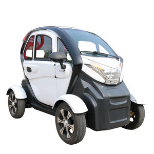 2020 Professional eec right hand drive new cars 4 door 2 seat automobiles mini electric moped trike car mini made in china