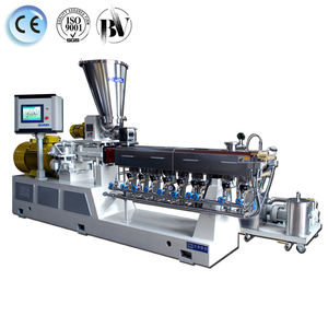 Mini Lab Recycling Schroef Plastic Granulator Extruder Machine