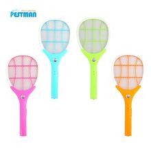 2020 Rechargeable home using insect mosquito killer electric flying racket swatter