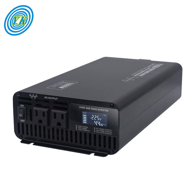 12V 24V 48V 60V 72V dc to 100V 110V 120V 220V 230V 240V ac inverter dc to ac power inverter