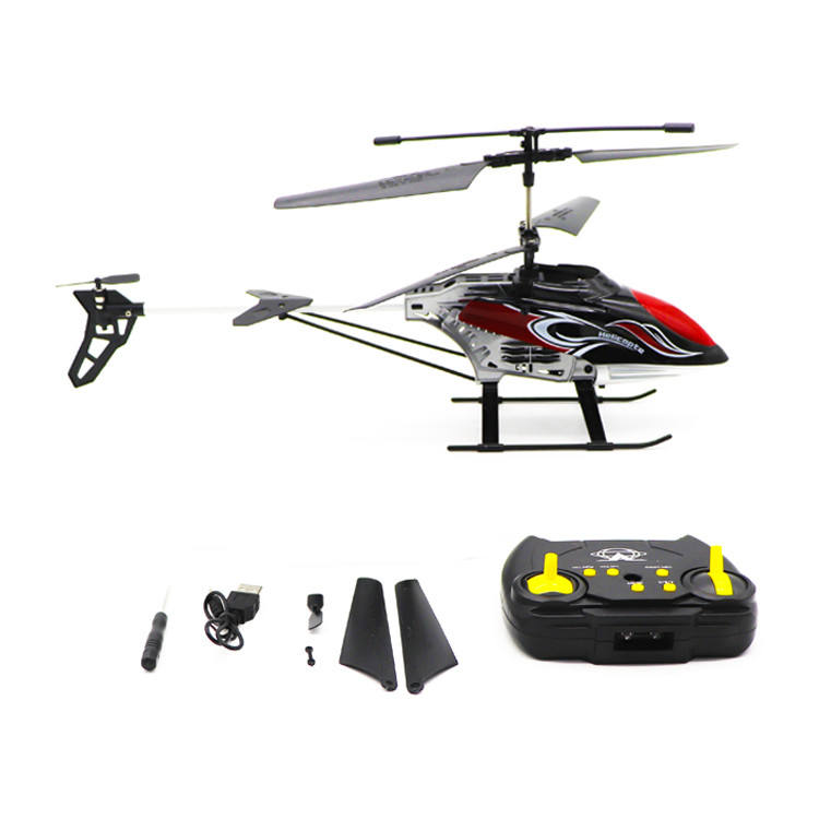 Wholesale mini helicopter toy made in china 3.5 Channel radio control helicopter aircraft toy