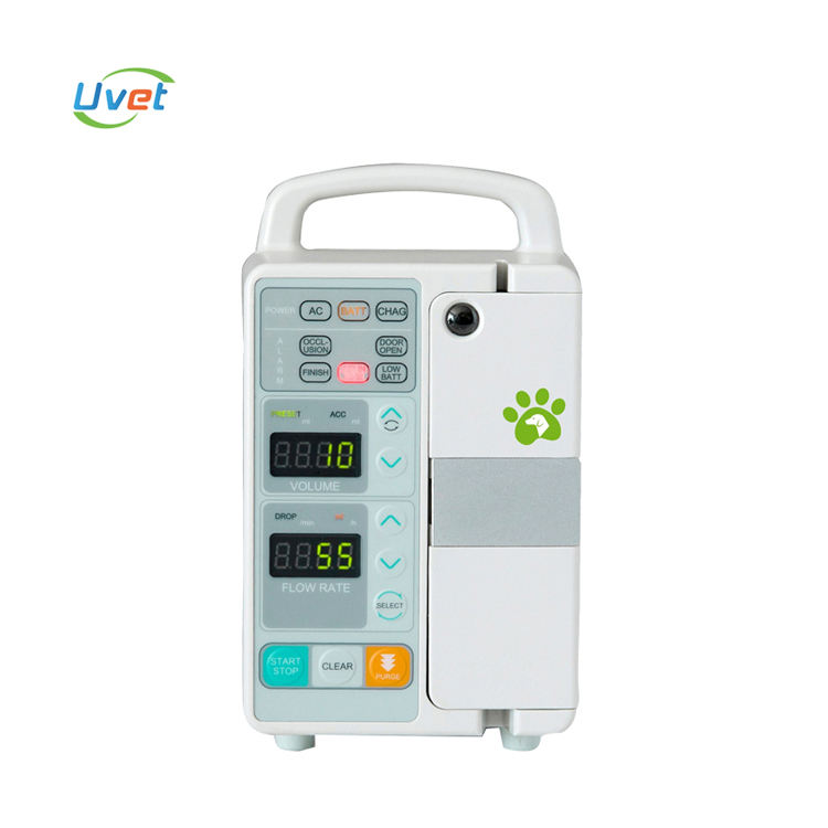 Wholesale Portabel Syringe Infusion Pump Hewan <span class=keywords><strong>Plum</strong></span> Yang Infusion Pump