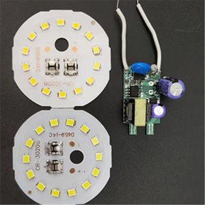 Alto brillo 12w A65 14led smd led bombilla led skd