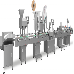 bottle filling line  tablet production line machine automatic counting machine
