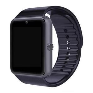 2019 Android Kamera Bluetooth Telefon Smartwatch Bilek Cep akıllı saat telefon GT08 Spor akıllı saat