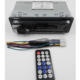 12V Bluetooth 2.0 1-Din Car FM Radio Audio Stereo MP3 Player with Remote Control