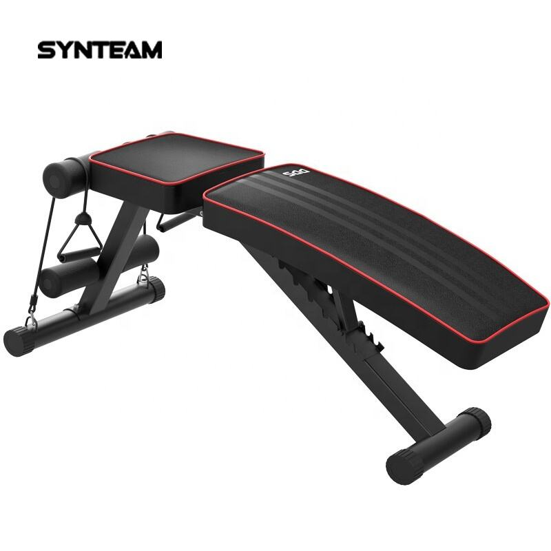 Multi-Function Adjustable Home Exercise Gym Equipment Body AB Exercise Chair Gym Weight Dumbbell Bench