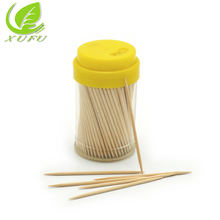China Toothpick sample free Factory Wholesale Disposable wooden Toothpicks hotel restaurant