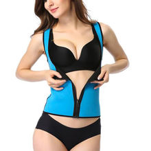 Women Neoprene Body fitness suit wear slimming body shaper yoga suit