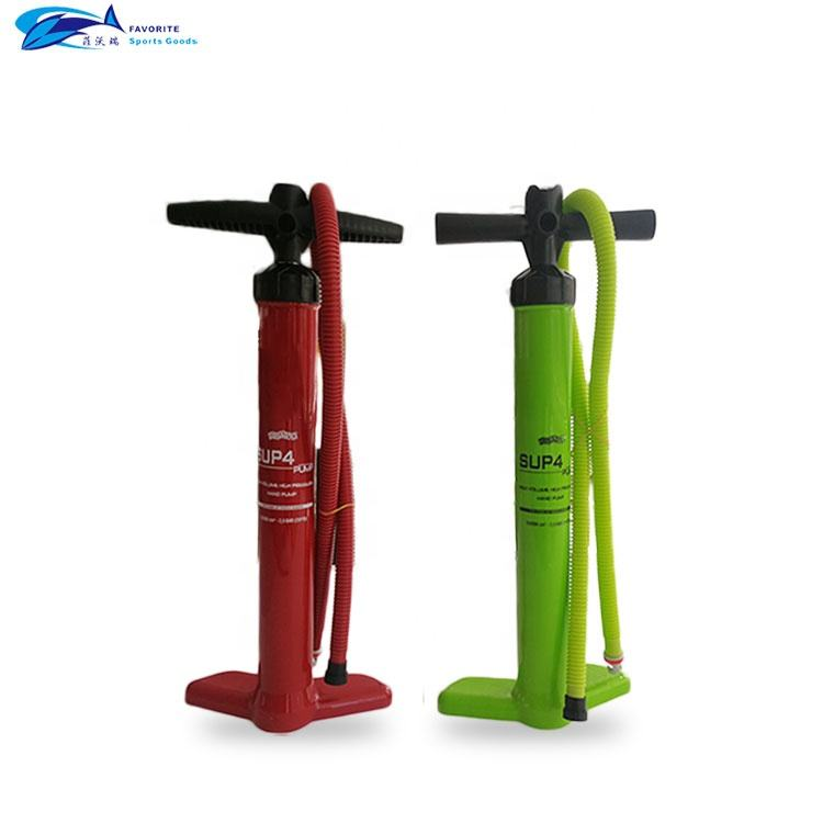 FAVORITE Dual Action Surfing Sup Pump For Paddle Board