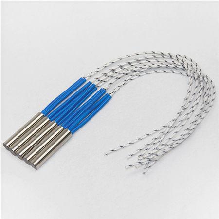 Single Head Cartridge Mold Heater Heating Element Two-wire 10x100mm 110V 300W